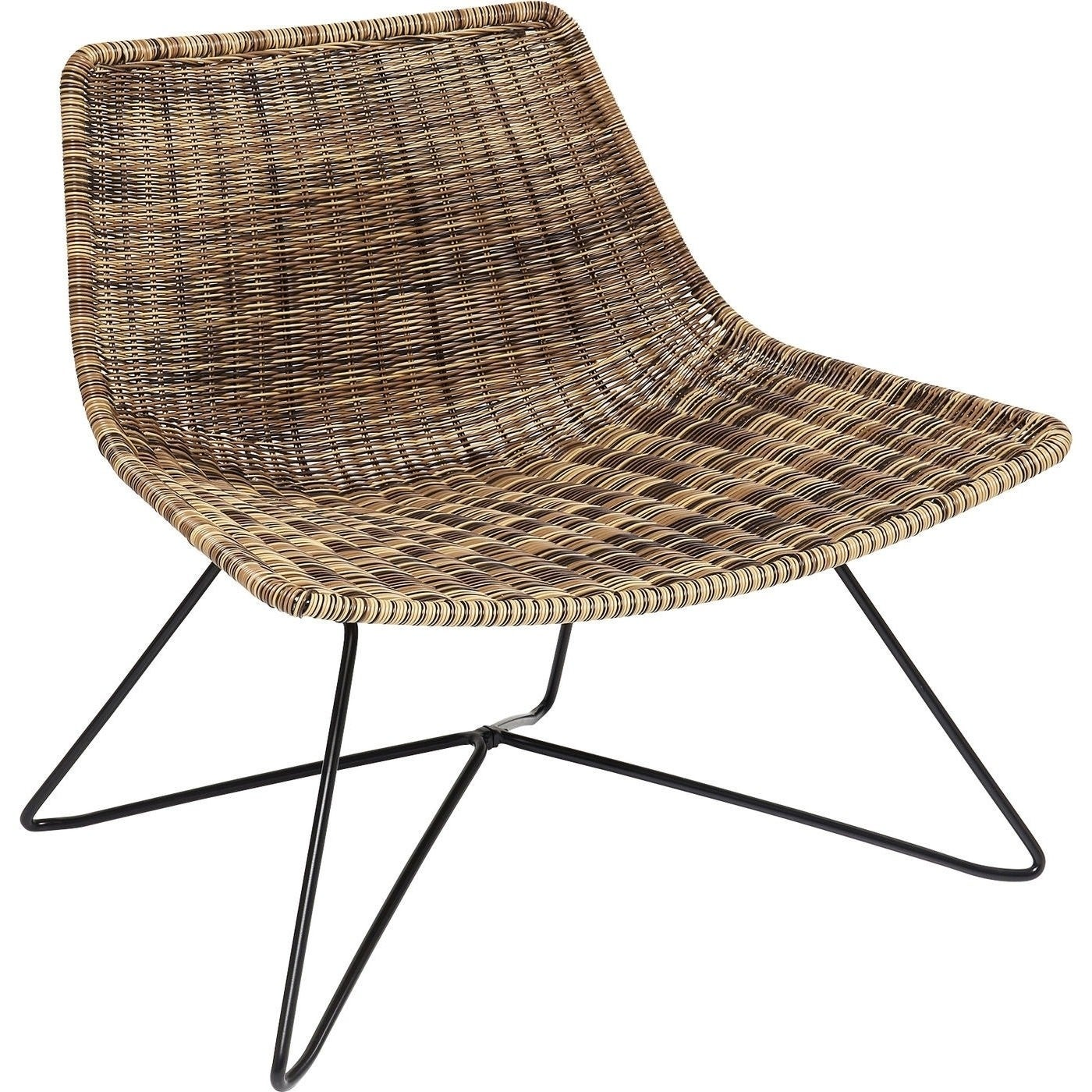 Sedia Sansibar Lounge – immagine-1